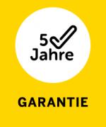 Ehmann 5 Jahre Garantie