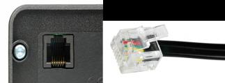 Überspannungsschutz Steckdosenleiste 5-fach mit externem Taster