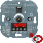 Unterputz-Serien-Schalt-Dimmer T39.03