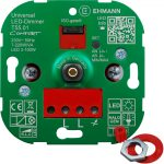 Universal LED Unterputz-Dimmer Comfort T55.01