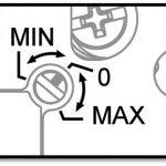 Flackernder LED Dimmer