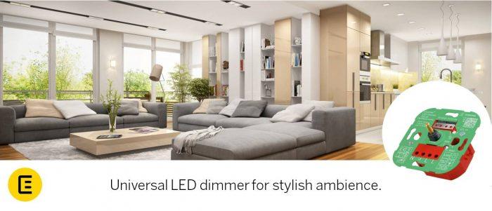 LED Universal dimmer T55
