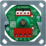 Universal LED Unterputz-Dimmer Professional T55.00.1 mit Befestigungsrahmen