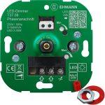 Elektronischer LED Unterputz-Dimmer T37.08