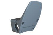 Hands-free door opener in anthracite