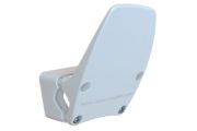 Hands-free door opener in white