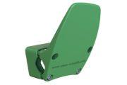 Hands-free door opener in green